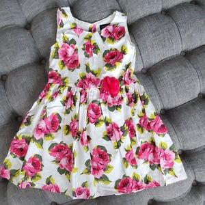 Childrens Place Floral Dress